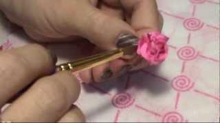 Соколова Светлана: Кольцо. Делаем украшение из акрила.