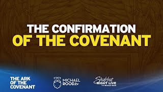 The Confirmation of the Covenant (Ark of the Covenant)