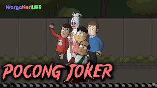Pocong Curhat - Ft. Rizky Riplay & Andy Riplay - Animasi Horor Kartun Lucu - Warganet Life