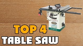 Best Budget Table Saw 2019