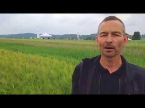 Urs Brändli,Präsident von Bio Suisse, zum Bioackerbautag