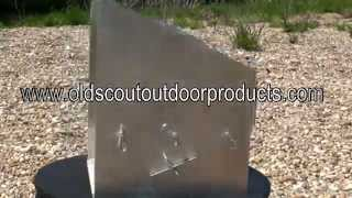 Old Scout Reflector Oven