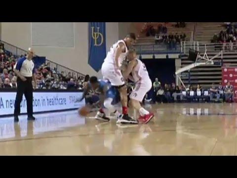 Nate Robinson Dribbles Through 7-Foot-3 Walter Tavares' Legs!