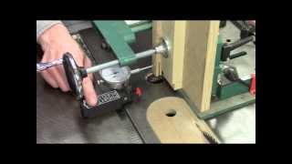 Accurate Tenons On The Table Saw