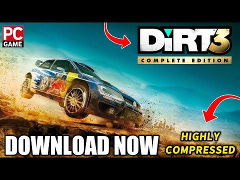 How to Download & Install Highly Compressed Dirt 3 For PC In Just 500 MB - 동영상