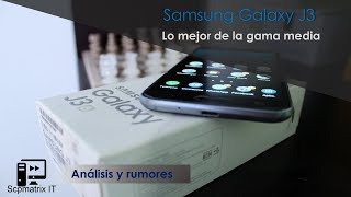 Review del Samsung Galaxy J3 2016 | 1ra temporada