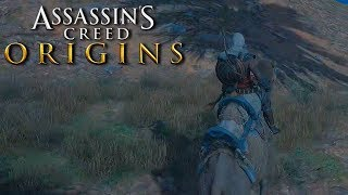 ASSASSIN'S CREED ORIGINS New Gameplay Footage Ubisoft Stream | AC Origins Gameplay