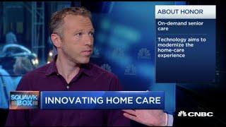 CNBC - Honor CEO: reinventing senior care