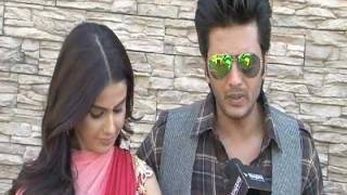 """Always Listen To Your Wife..."" says Newly Married Riteish Deshmukh"