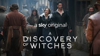 A Discovery Of Witches | Series 2 | First  Look Trailer