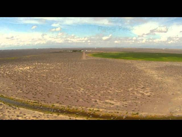Landing at Hooper, CO (PVT) for a dip in the Sand Dunes Pool (HD)