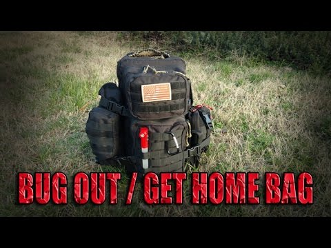Bug Out Bag / Get Home Bag