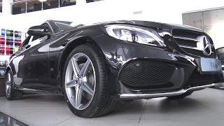 2016 Mercedes-Benz C 200 4Matic (W205). Обзор (интерьер, экстерьер, двигатель)