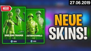 FORTNITE SHOP from 27.6 - 💚 New Skins! 🛒 Fortnite Daily Item Shop of today (27 June 2019) | Detu