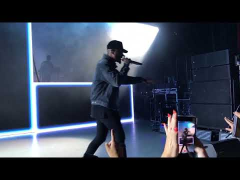 Bryson Tiller - Let Em' Know live in Los Angeles 8/14/17