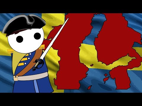 How Powerful was the Swedish Empire?