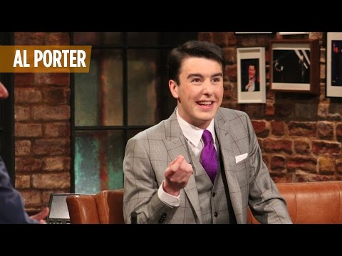 Al Porter on his Tallaght inspiration | The Late Late Show | RTÉ One