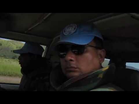 Bangladeshi UN Peacekeepers at Mahagi port, DR Congo – September 2010 (2)