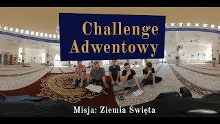 Challenge Adwentowy 2018 | #05 | Meczet w Jerycho