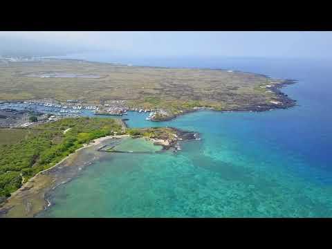 kona dog beach, harbors, big island, hawaii,