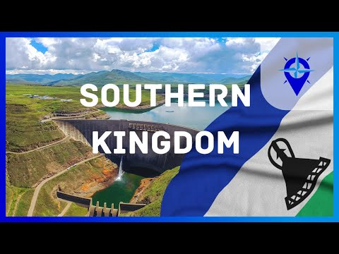 LESOTHO: THE COUNTRY INSIDE SOUTH AFRICA