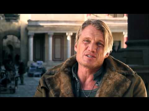Dolph Lundgren 'The Expendables 2' Interview! [HD]
