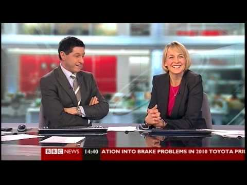 The Minch wakes up Jon Sopel (BBC News, 04.02.10) - TopTellyFan