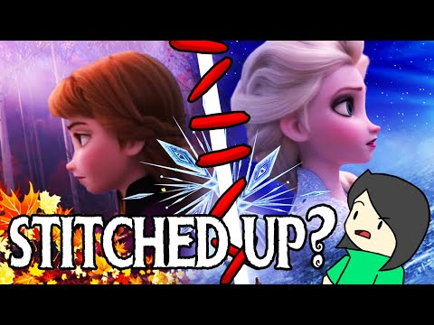 Why does Frozen 2 feel like a Broken Movie Stitched Together?