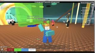 Roblox, random e dancing