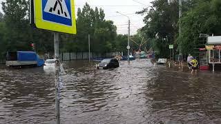 Після невеликого дощу р. Воронеж