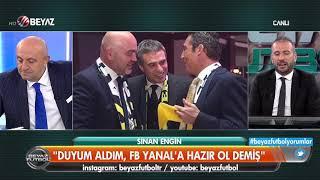 (..) Beyaz Futbol 22 Eylül 2018 Kısım 6/6 - Beyaz TV