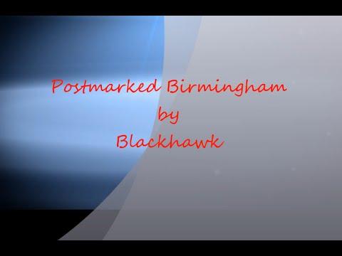 Blackhawk - Postmarked Birmingham (Lyric Video)