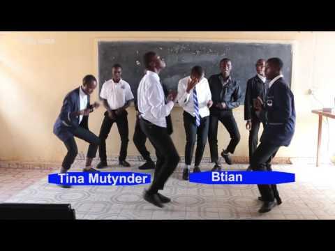 Eko Dydda Cheza Chini dance by Mackenzy High School TALA