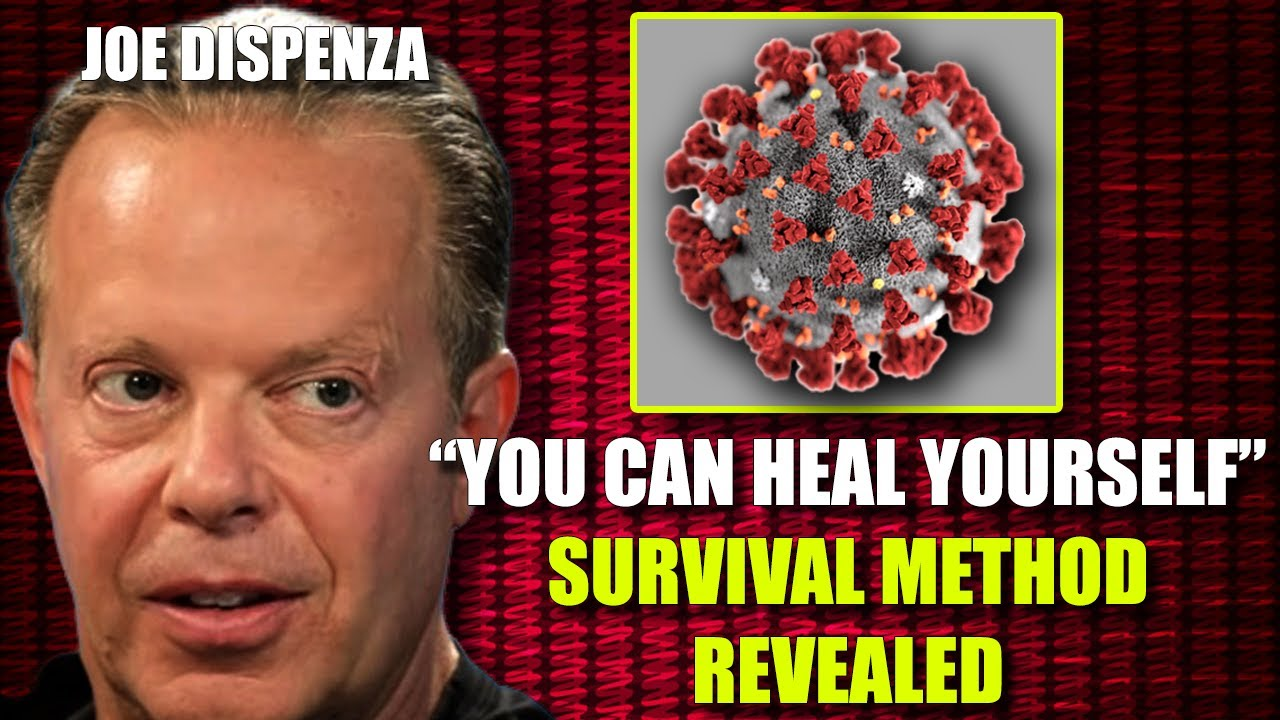 """Dr Joe Dispenza (2020) Becoming Supernatural - """"You Can Heal Yourself"""" [Survival Method Revealed]"""