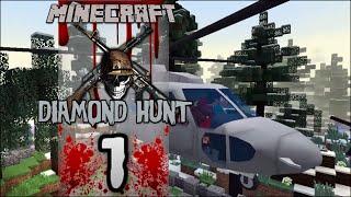 Minecraft: Diamond Hunt -