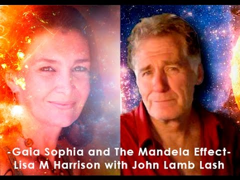 John Lamb Lash - Sophia, Lucifer and the Mandela Effect