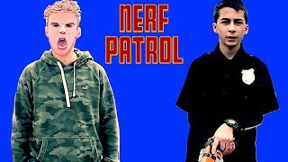 Jake Paul vs Nerf Patrol???? - Part 61!