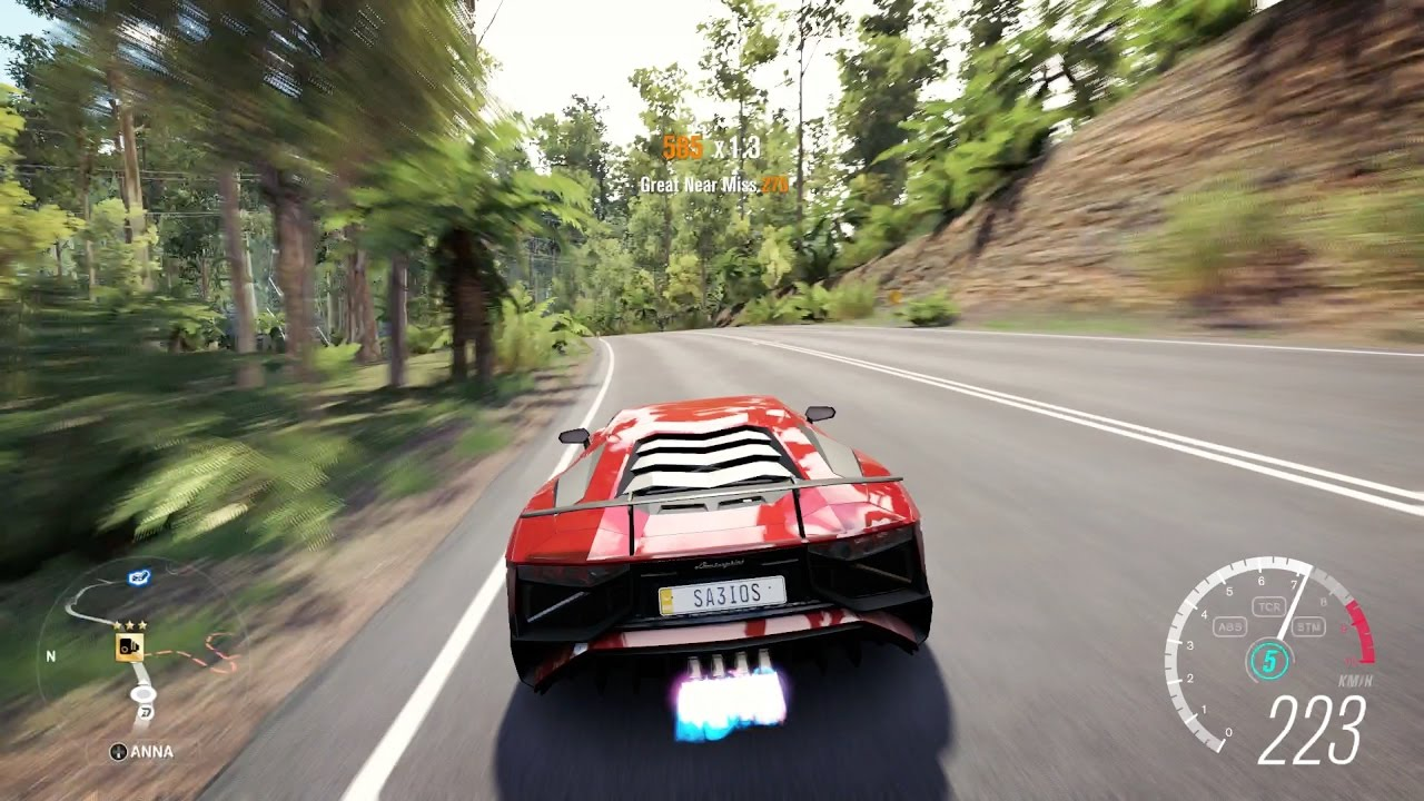 Forza Horizon 3 Lamborghini Aventador Lp750 4 Sv Youtube