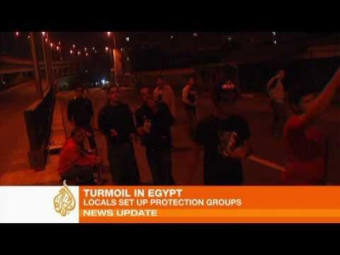 Neighbourhood watch, Cairo style