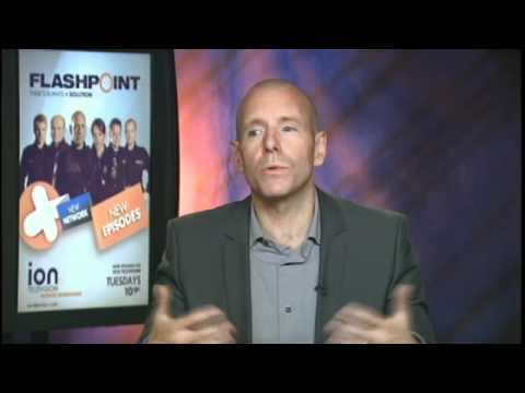 Canadian Rocker Hugh Dillon Discusses Hit Show, Flashpoint