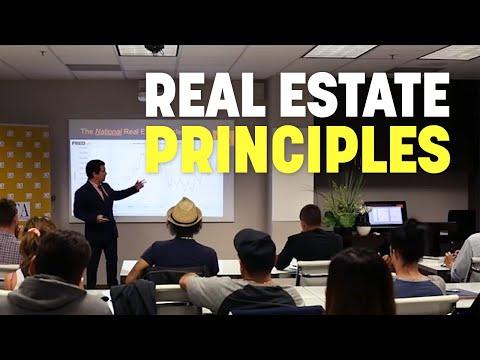California Real Estate Principles: Training Session 1 of 15