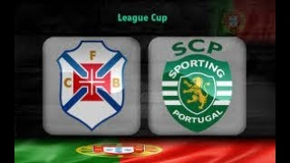 Video Gol Pertandingan Belenenses vs Sporting CP