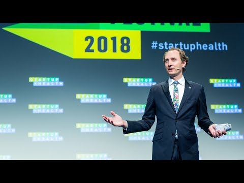 StartUp Health Festival 2018 Introduction