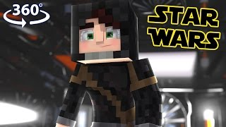 Star Wars: Rogue One - 360° Minecraft Video (Star Wars Minecraft Roleplay)