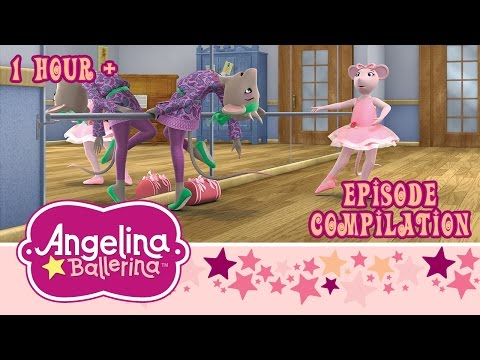 Angelina Ballerina –  1 Hour Compilation (Full Episodes)
