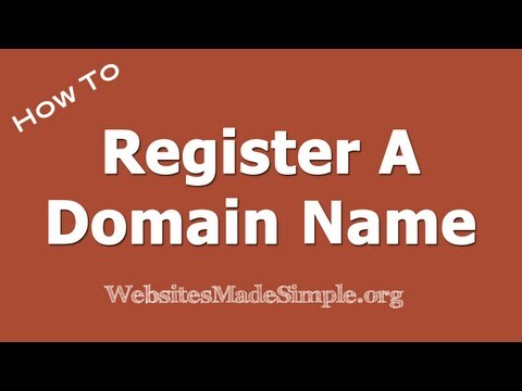 1-1 How To Register A Domain Name With Namecheap