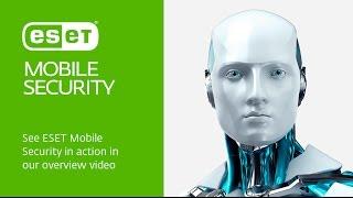 NOD32 Mobile Security & Antivirus