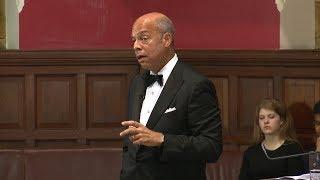Liberty & Security Debate | Secretary Jeh Johnson | Proposition (5/6)