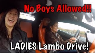 Download Video NORCAL LAMBO DRIVE:  LADIES & LAMBOS ONLY MP3 3GP MP4