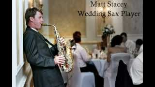 """""""How Deep Is Your Love"""" (Bee Gees) on sax - performed by Matt Stacey - Wedding Sax Player"""